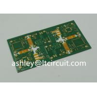 Best 4 Layer FR4 Polymide Rigid Flexible PCB IC Controller Gold Plating wholesale