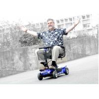 Electric Mobility Travel Scooter for Elder, handicapped and disabled people Foldable bicycle 100kg load