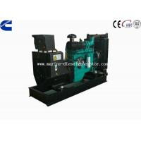 China 1500rpm / 1800rpm 150KW Cummins Diesel Generator With 50HZ Brushless Alternator on sale