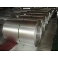 Best Heat Exchanger Hot Dipped Galvanized Steel Coils With Custom Cut Spangle wholesale