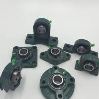 Best High Speed Long Life Cast Iron ULK Pillow Block Insert Bearing With Housing UCT206 wholesale