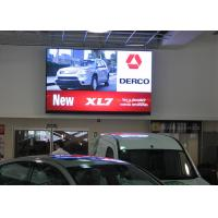 Best P10 Indoor Cost Saving Commercial Advertising Large LED Display For Fixed Installation wholesale