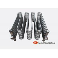 China Refrigeration Immersion Coil Heat Exchanger , Seawater Cooled Condenser Coil on sale