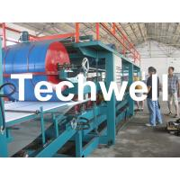 Best EPS Foam Insulated Sandwich Panel  Making Roll Forming Machine wholesale