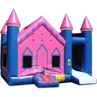 Buy cheap 2012 commercial inflatable combo/bouncer slide combo from wholesalers