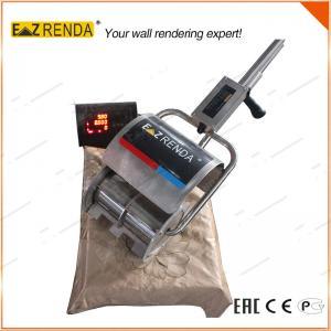 Best 9.8kgs Small Folding Portable Cement Mixer , No Oil No Hopper Mortar Mixer Machine wholesale