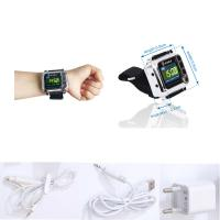 China Semiconductor Laser Therapeutic Instrument 650nm Laser Wrist Watch For Hypertension on sale