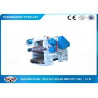 Best Large Output Leaves Branches Disc Wood Chipper Machine with 4m Feed Conveyor wholesale