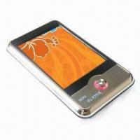 Best MP4 Player with 2.8-inch Touchscreen and 1.3-megapixel Camera wholesale