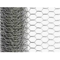 Best Utility Galvanized Hexagonal Chain Link Wire Mesh Fencing For Garden Zone 24 Inch X 50 Ft wholesale