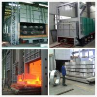 Quality High Efficiency Bogie Hearth Furnace Multiple District Heating Frequency 60Hz wholesale