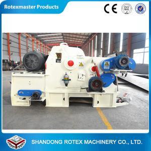 Best High Capacity Wood Sawdust Maker Machine / Wood Chip Pellet Machine wholesale