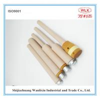 China Steelmaking and foundry immersion molten steel sampler cup round on sale