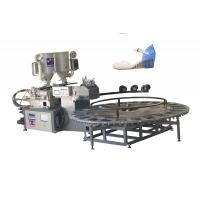 Cheap Double Density PVC TR TPU Tpr Sole Making Machines For Leather Shoes / 5*3*2m for sale