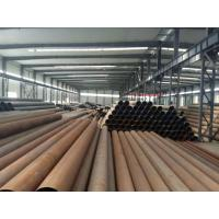 Satin / Bright Polish Carbon Steel Seamless Pipes , Astm Carbon Steel Pipe