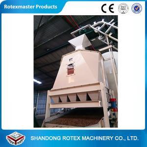Best High Efficiency Counter flow cooler , wood pellet cooler for Biomass wood pellet plant wholesale