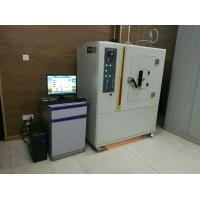 Buy cheap 3500W NBS Plastic/Rubber Smoke Density Testing Machine ISO 5659-2:2006 from wholesalers