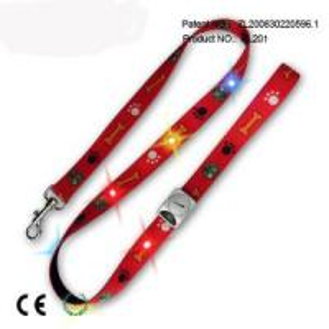 Best Quality LED Leashes (BC606) wholesale