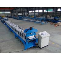 Best Automatic Standing Seam Profile Roof Roll Forming Machine 16 Forming Stations wholesale
