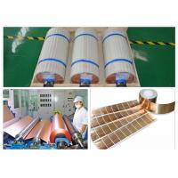 Best 3 / 4 OZ Rolled Copper Foil , Copper Foil Paper For IC Package Substrates wholesale