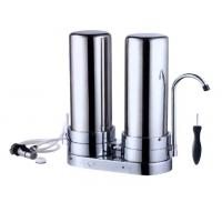 China Ceramic Stainless Steel Faucet Water Filter Alkaline Water Purifier on sale