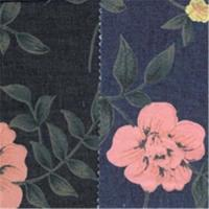 Best Cotton Printed Denim wholesale