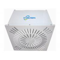 China Cleanroom Ceiling Terminal Hepa Filter Box Fan Air Purifier For Food Industrial on sale