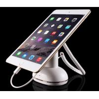 Best COMER security display tabletop stand for tablet cellphone alarm anti-lost 7 inch tablet security stand with power cable wholesale