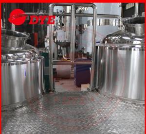 Best SUS 304 or 316 industrial beer machine brewing equipment wholesale