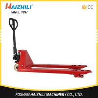 China Popular warehouse Handling Equipment CBY AC 3.5 Ton Manual Hydraulic Pallet Truck on sale