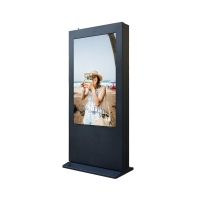 Best H81 Interactive Digital Signage Kiosk Thickness 14cm 1920x1080 wholesale