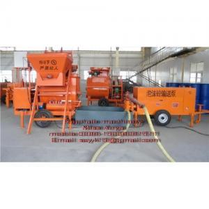 Best Foam concrete block machine wholesale