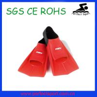 Best High Quality Swimming Equipments Water Flippers Fashion Durable Swim Fins Adjustable Adult wholesale