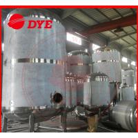 Best DYE Manual Insulated Bright Beer Tank , Stainless Steel Storage Tank wholesale