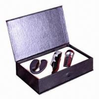 Best Wine accessories, includes wine stopper and opener, best gift for promotion and Christmas wholesale