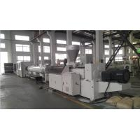 Cheap PVC water supply/drain/threading pipe making machine/production line for sale