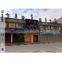 Best Visual Feast 9D Immersive Theater 9D Cinema With Electric , Pneumatic , Hydraulic System wholesale