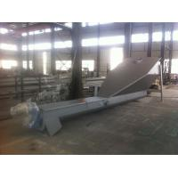 CE / ISO water filtering spiral grit separator for sewage treatment plant
