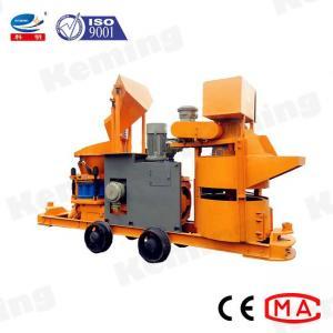 China Rotor Type Coal Mine Concrete Shotcrete Machine on sale