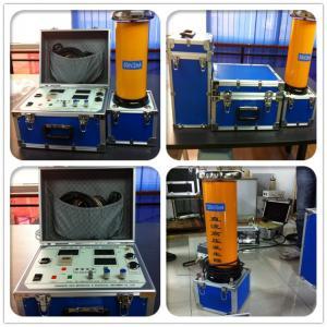 Best ZGF Series 60kV, 120kV, 200kV, 400kV Cable DC Withstand Fault Tester wholesale