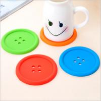 China cheap nice snaps cup coaster for cup set on sale