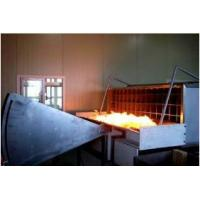 Buy cheap Stainless Steel Flammability Testing Equipment, UL 790 Fire Test System for Roof Coverings from wholesalers
