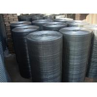 Best ISO9001 1/2 Inch Electro Galvanized Wire Welded Mesh Used For Bird Cage wholesale