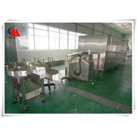 Best Small Scale Drinks Bottling Production Line , Water Bottling Plant Machine 18 Filling Heads wholesale
