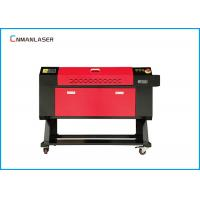 China Portable 6040 80W CO2 Laser Engraving Cutting Machine For 6-8mm Acrylic Wooden Rubber on sale