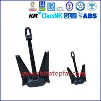 Buy cheap Marine POOL anchor, POOL-TW anchor, Pool High Holding Powr(HHP) anchor from wholesalers