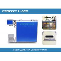 Quality High Tech 3D Laser Etching Equipment With 0.01-4mm Marking Depth , Air Cooling Mode wholesale