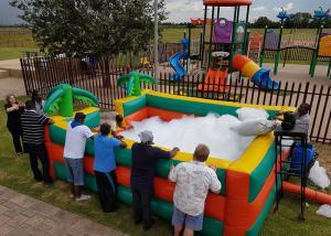 Best Inflatable Bubble Fun Commercial Inflatable Foam Pit For Sale wholesale