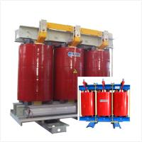 Best Two Winding AN Air Cooled Transformer Low Noise 6.6 KV - 1000kVA Fireproof wholesale