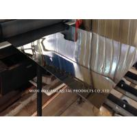DIN 1.4401 Mirror Finish 316 Stainless Steel Sheet For Building Material